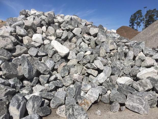 Paraisten lajiteltu kivi 80-250mm